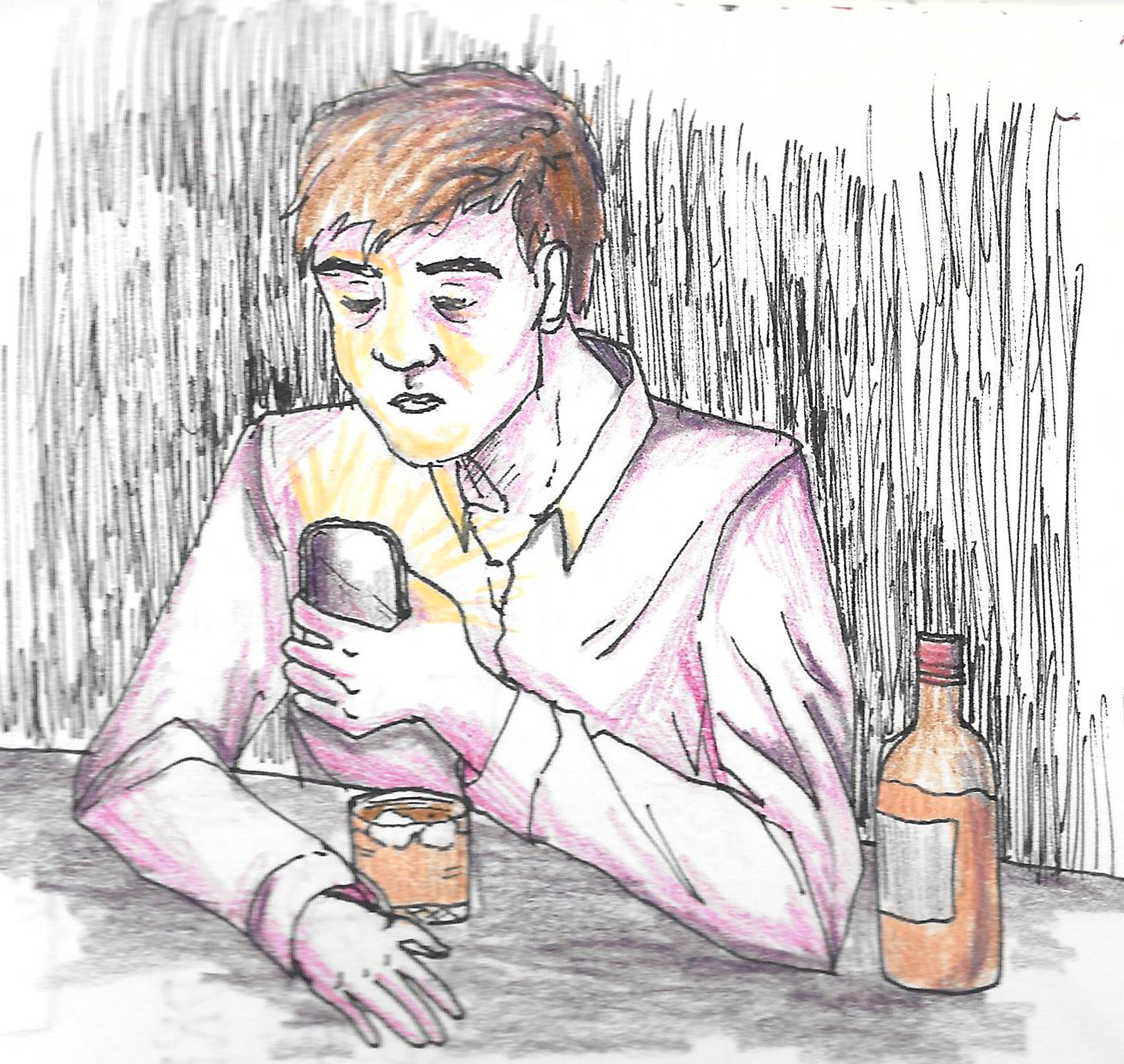 Illustration by Sasha Costello